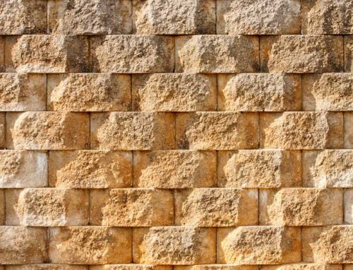 Retaining walls without a building approval